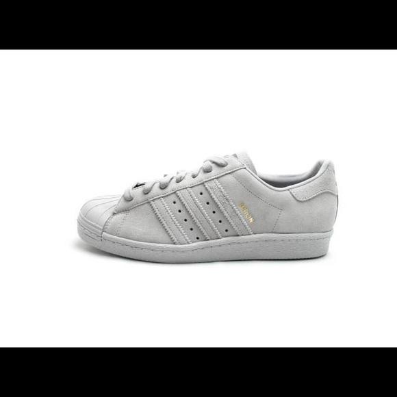Superstar Grey Grey Grey Suede Adidas Suede Superstar Suede Adidas Adidas D29EHI